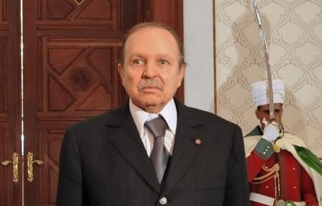 נשיא אלג'יריה, עבד אל עזיז בוטפליקה – אבי האומה הנוכחי רחוק מקו הבריאות אך יתמודד שוב בבחירות. צילום: ממשלת ארגנטינה