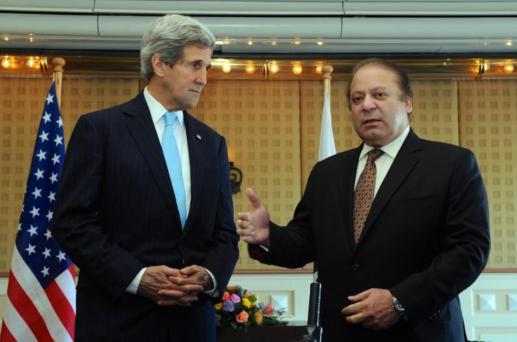 ראש ממשלת פקיסטן, נוואז שריף – ההיסטוריה המשותפת שלו ושל מודי תגביר את העוינות בין השכנות? צילום: מחלקת המדינה האמריקנית